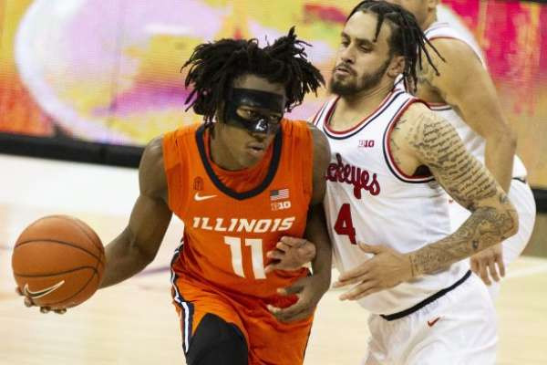 With or without the mask, you'll soon know Ayo Dosunmu