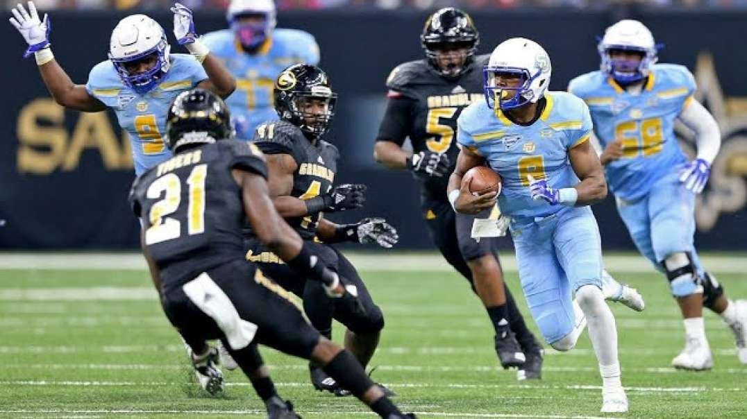 Southern University v Grambling State  Bayou Classic _ HBCU College GAMES  Are