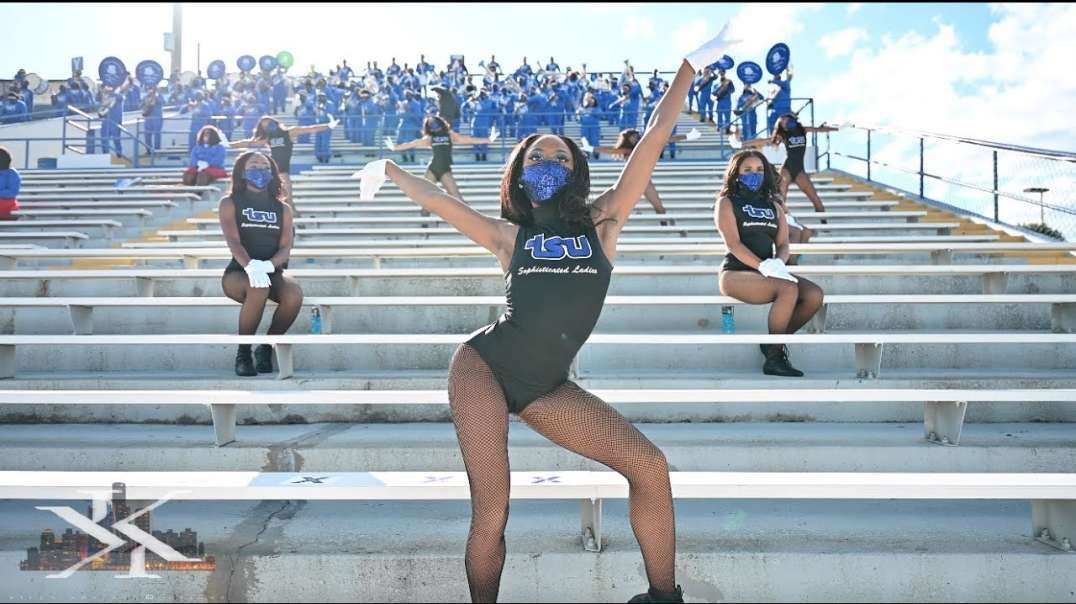 Tennessee State University ft. the Sophisticated Ladies - Gin & Juice - 2021