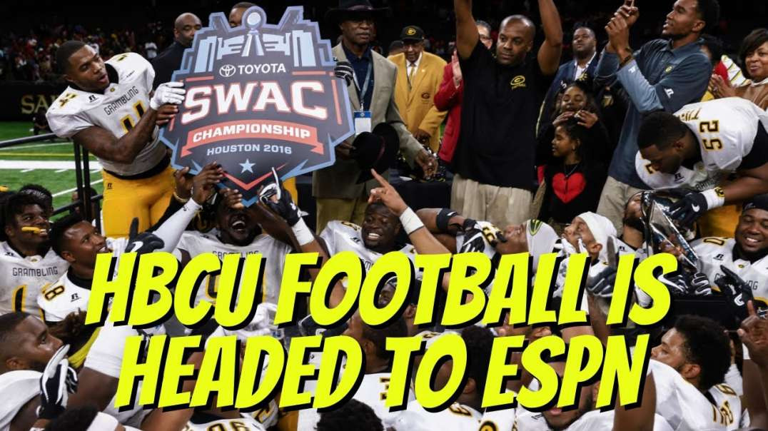 HBCU Football Games Are Coming to ESPN